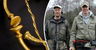 Iron Age Gold Detectorists