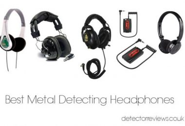Best Metal Detecting Headphones